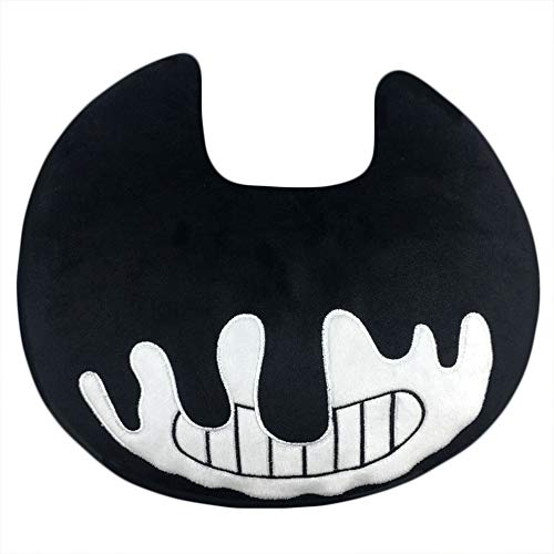 Bendy and the Ink Machine : Ink Bendy Plush Pillow (Bendy And The Ink Machine Bed Sheets)
