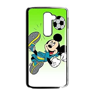 LG G2 phone case Black Mickey Mouse VFR4415377