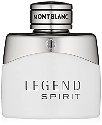 MONTBLANC Legend Spirit Eau De Toilette, 1.0 fl. oz.