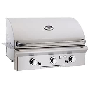 American Outdoor Grill 30 Inch Built-in Natural Gas Grill Garden, Lawn, Supply, Maintenance