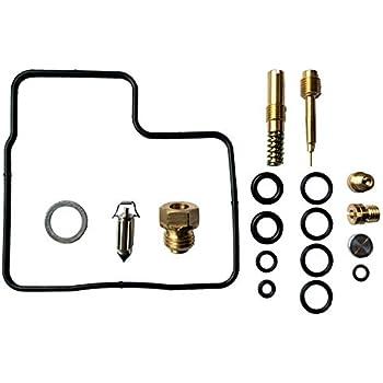 Amazon com: Damineding 4 X Carburetor Carb Repair Rebuild Kit 84-87