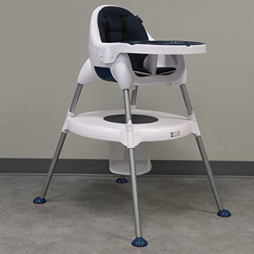 ZOE High Chair (5-in-1 High Chair, London Navy)