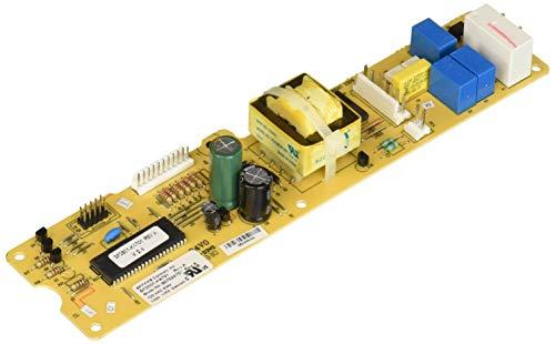 Control Frigidaire Board Washer (Frigidaire 5304501595 Dishwasher Electronic Control Board, White)