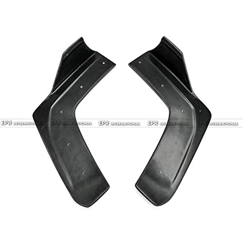 Frp Walker - FRP Fiber Glass LB Style Rear Bumper Splitter Spats Exetension Add On For NISSAN GT-R GTR R35