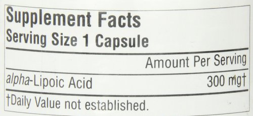Source Naturals Alpha Lipoic Acid Antioxidant Protection 300mg - 120 Capsules by Source Naturals (Image #2)