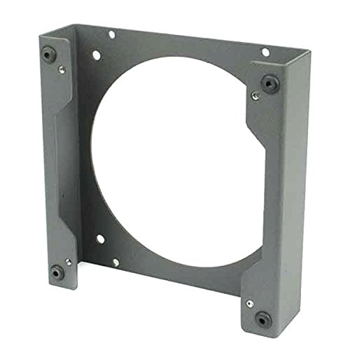 Magnum Cabinet (CaseLabs Standard HDD Cage Fan Mount for Double Wide MAGNUM Case, 120mmx 25mm, Gunmetal)