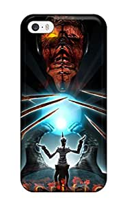 Iphone 5/5s Case, Premium Protective Case With Awesome Look - Sacrifice Shiny Charnel Interplay Video Game Other