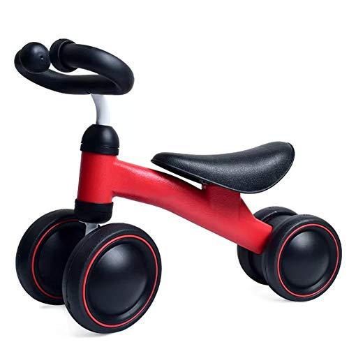 HAHABABY My Bike Junior Correpasillos First Bike Bicicleta sin Pedales con Sillín Regulable Infantil Bicicleta de...