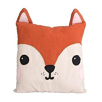 Amazon.com: Sass & Belle – Hiro Fox kawaii Amigos Cojín ...
