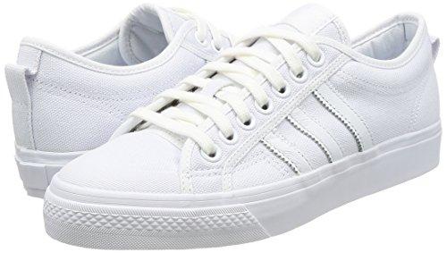 Ftwbla Blanches Ftwbla ftwbla Baskets Unisex Nizza Adidas Adultes wAn0qSWI