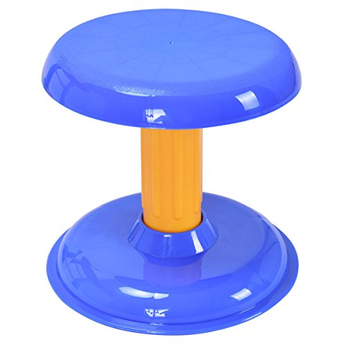 Costzon Blue Products Musical Kids 37 Key Electronic Keyboard Organ Piano Microphone Synthesizer Stool