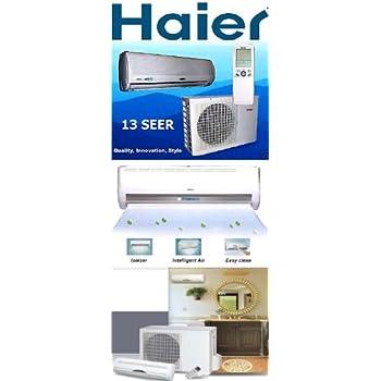 Haier HSU18VH7 18000 BTU Ductless Mini Single Zone Split Air