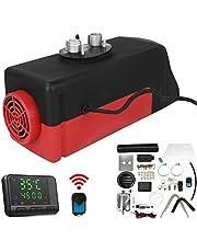 Triclicks 12V 5KW diesel luchtverwarming Air staande verwarming brandstof autoverwarming luchtverwarming luchtverwarmer met afstandsbediening LCD-monitor voor camper, boten, vrachtwagen, campers en campers
