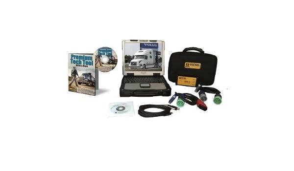 Amazon com: Mack & Volvo Premium Tech Tool Diesel Diagnostic
