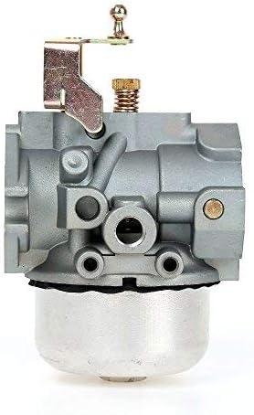 Uotyle Carb Carburateur pour Kohler K321 K341 Fonte 14hp 16hp John Deer Tracteur Carb avec Tige d/étouffement
