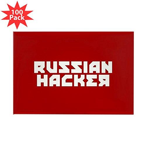 CafePress - Russian Hacker - Rectangle Magnet (100 pack)]()