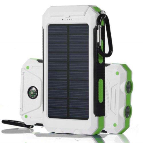 Solar Power Bank 20000 Mah - 6