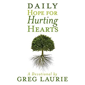 Daily Hope for Hurting Hearts Audiobook