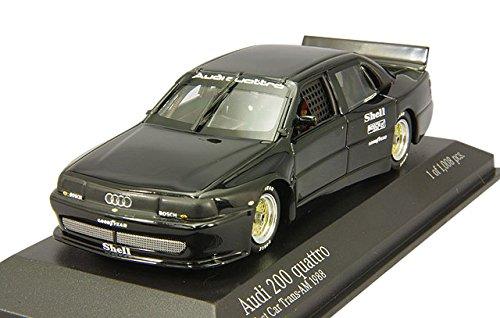 Minichamps Audi 200 Quattro Test Car Trans-Am Trans-Am Trans-Am 1988 1 43 L.E. 1008 pcs. 474d79