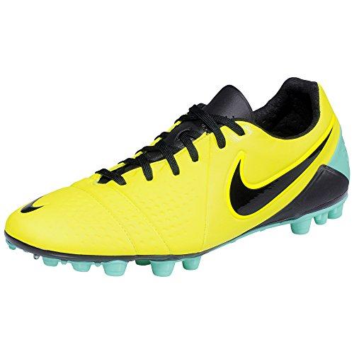 Nike, Scarpe da calcio uomo, Giallo (giallo), 7