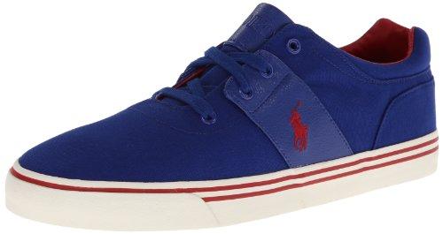 Polo Ralph Lauren Heren Hamilton Fashion Sneaker Heritage Royal