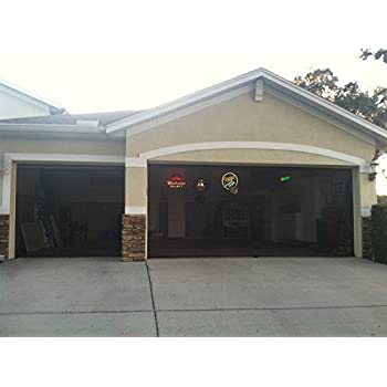 16x7 garage door16x7 Garage Door Screen   Amazoncom