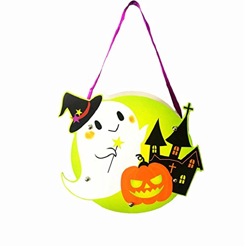 Halloween Style Variety Children Best Love Gift Candy Bag MOKAO Halloween Decoration Cute DIY Paper Candy Bag Package Children Party Storage Bag Of Sugar (Multicolor (Sugar Cube Halloween Costume)