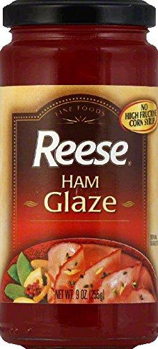 Reese Glaze, Ham, Jar, 9-Ounce (Pack of 6)