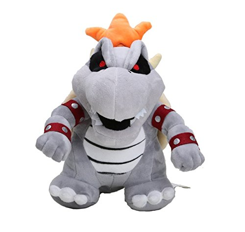 Bowser Bones - Super Mario Plush 9