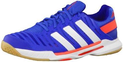 adidas Men's Adipower Stabil 10.1 Indoor Court Shoes, Black
