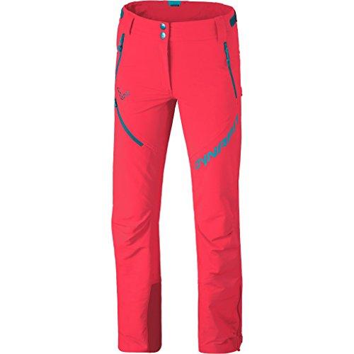 DYNAFIT Mercury 2 Dst W Pnt, Pantalone da Ski Touring Donna Rosa Ibisco