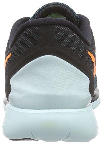 Nike Herren Free 5.0 Laufschuh Schwarz