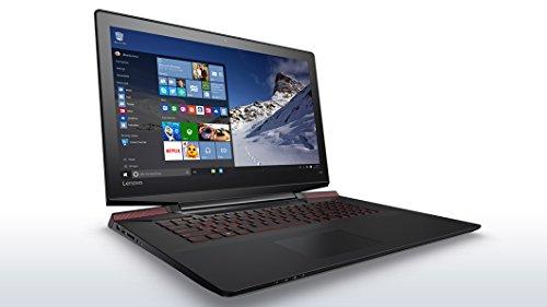 Lenovo Ideapad Y700 17 Laptop - Core i7-6700HQ, 512GB SSD, 16GB RAM, NVIDIA GeForce GTX 960M 4GB, 17.3