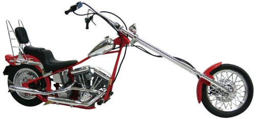 Download 1/12 American Chopper Motorcycl by Aoshima