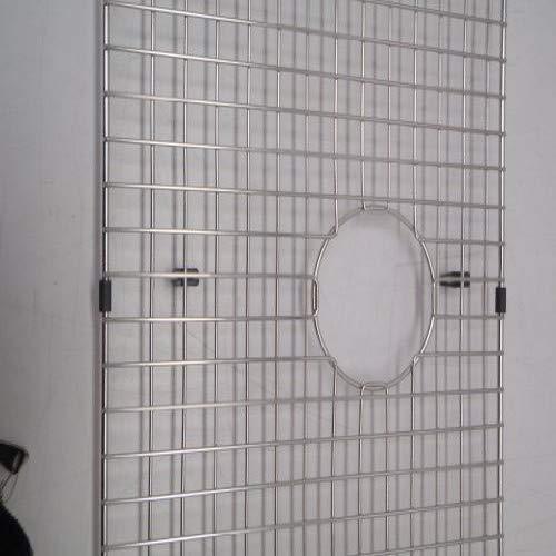 Houzer BG-3600 Wirecraft Kitchen Sink Bottom Grid, 27-Inch by 13.88-Inch