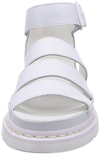 White Martens Clarissa Sandal Women's Dr xw0agFqZY
