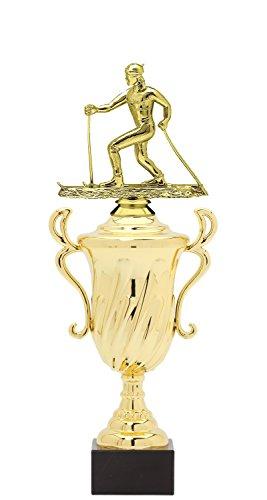 Cross Country Ski Trophy Cup Award (Ski Trophy)