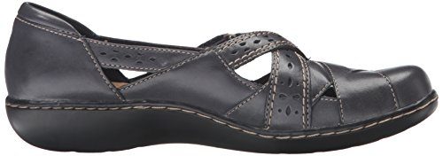 Clarks Vrouwen Ashland Spin Q Slip-on Loafer Marine