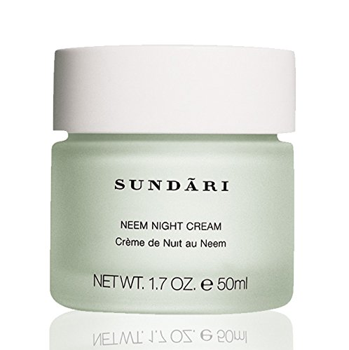 Sundari Neem Night Cream, 1.7 Ounce