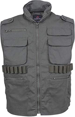 (AccessoriesClothing New Camouflage Military Ranger Vest - Hooded Tactical Hunting)