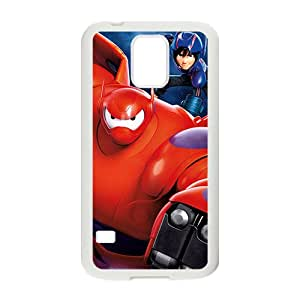 Big Hero Design Pesonalized Creative Phone Case For Samsung Galaxy S5