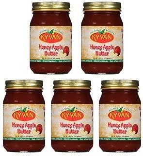 product image for KYVAN Honey Apple Butter 18.5oz (Pack of 5)