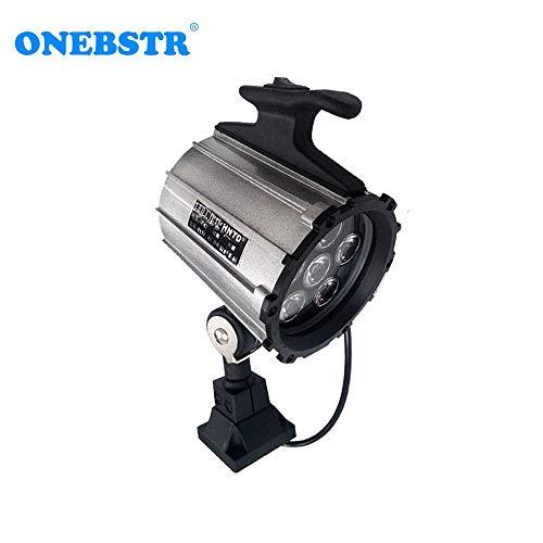 3D Printer - HNTD 12W TD04 AC 110V-220V DC 24V-36V LED Work Waterproof Spotlights Fold CNC Machine Tools Worklight for Equipment IP65 - (Size: 110V-220V) ()