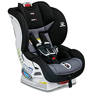 Britax Marathon ClickTight Convertible Car Seat | 1 Layer Impact Protection - Rear & Forward Facing - 5 to 65 Pounds, Ashton