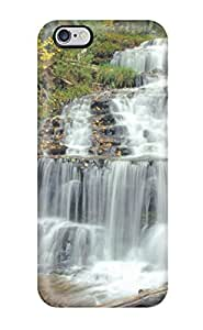 Tpu Fashionable Design Michigan Waterfalls Rugged Case Cover For Iphone 6 Plus New