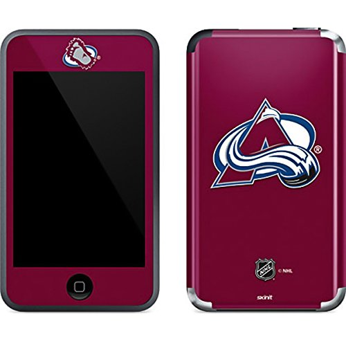 Skinit Colorado Avalanche Ipod Skin - NHL Colorado Avalanche iPod Touch (1st Gen) Skin - Colorado Avalanche Solid Background Vinyl Decal Skin For Your iPod Touch (1st Gen)