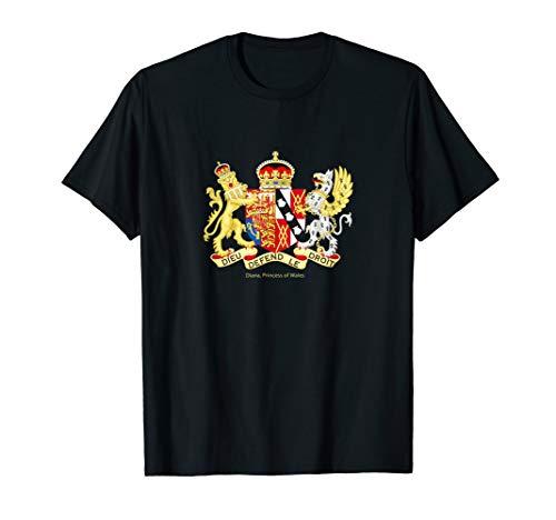 (Diana Princess of Wales Royal Coat of Arms, Princess Diana)