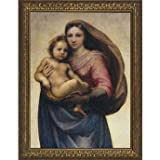 Sistine Madonna - Detail