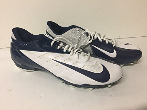 Dallas Cowboys Game Issued NIKE Vapor Pro Mens Size 14 Cleats Shoes DeMarcus Ware Collection