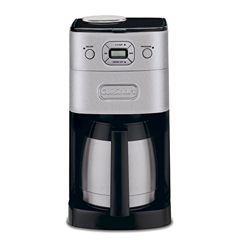 Cuisinart DGB 650BC Automatic Coffeemaker Refurbished